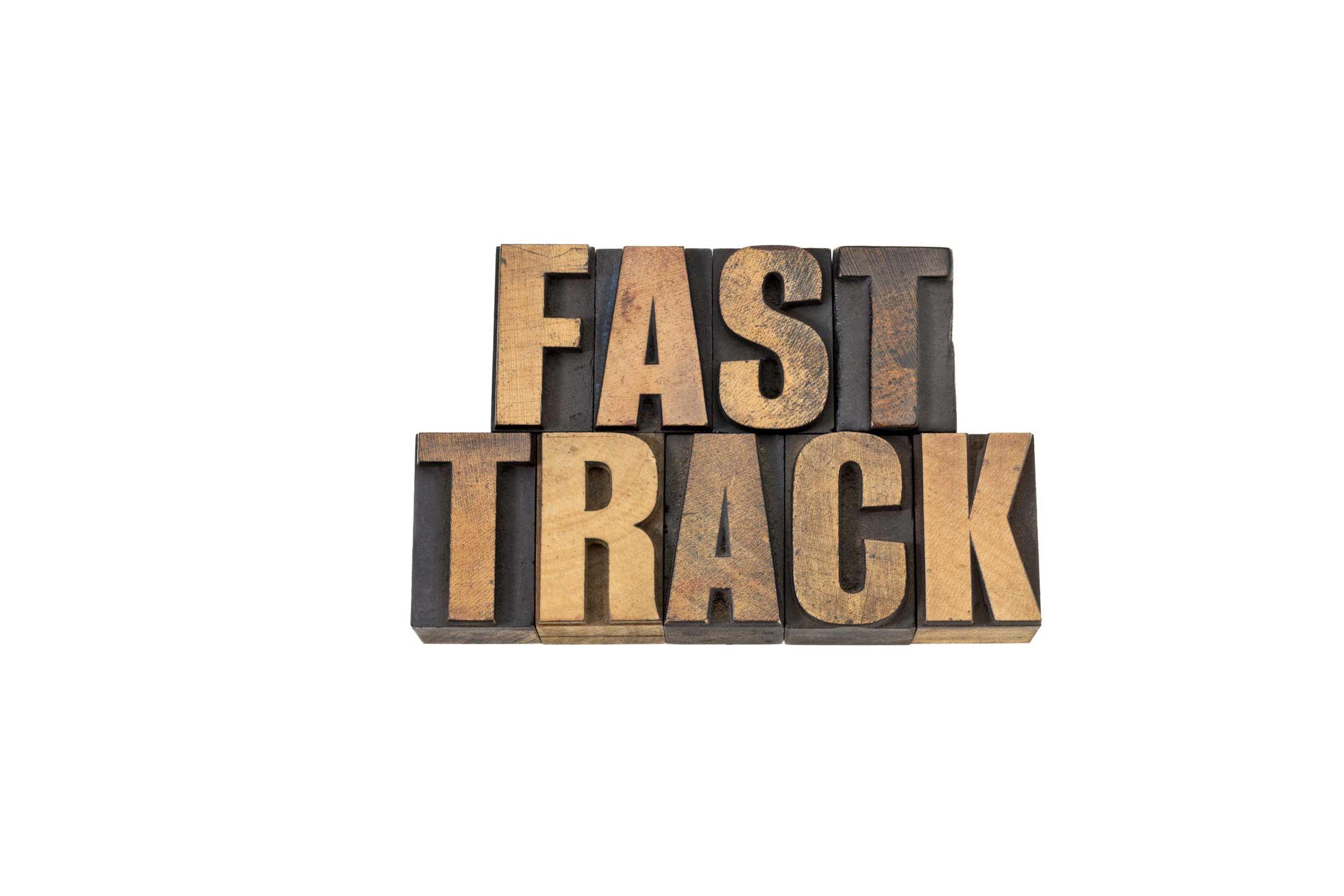 fastrack slide