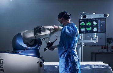 Ρομποτική αρθροπλαστική γόνατος